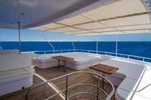 Sund deck MY Blue Planet 1