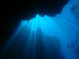 Habili Ali Sonne unterwasser
