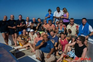 Tauchsafari Report MY Blue Seas 16.10. - 23.10.2014