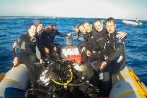 Tauchsafari Report MY Blue Seas 30.10.-06.11.2014