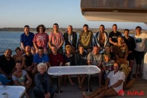 Tauchsafari Report MY Blue Seas 06.06. - 13.11.2014