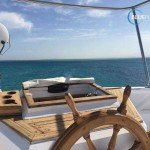 MY Blue Seas nach dem Trockendock 2015