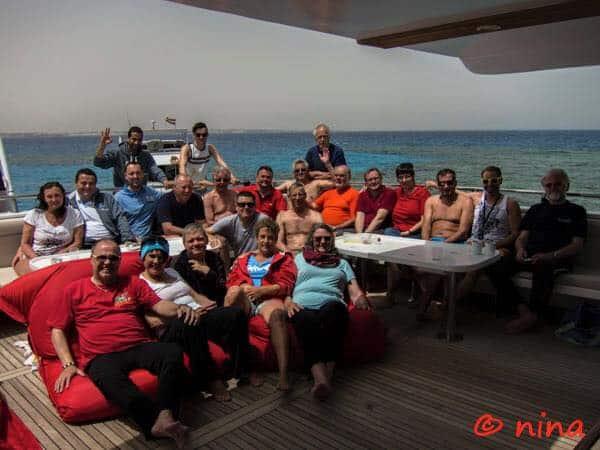 Trip Report MY Blue Seas 06.04.-23.04.2015