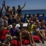 Trip report MY Blue Seas 27.08.-03.09.2015