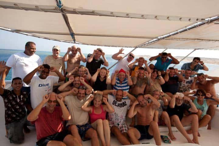 Trip Report MY Blue Seas 16.10. - 23.10.2015
