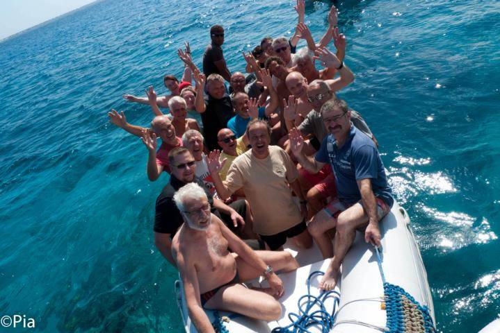 Trip Report MY Blue Seas 23.10. - 30.10.2015