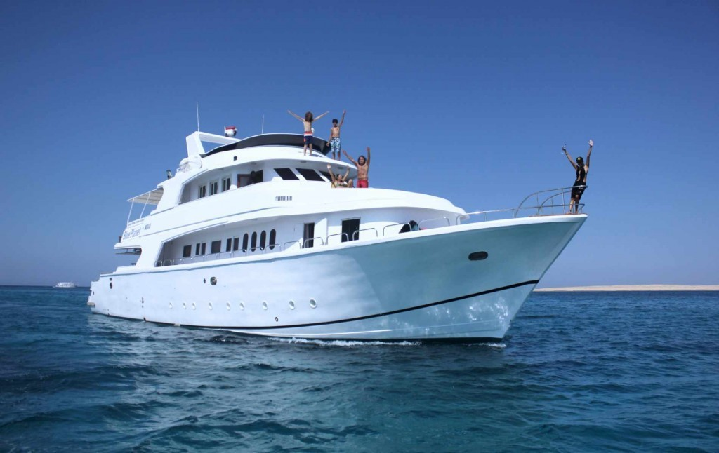 Liveaboards MY Blue Planet 1 • Red Sea Liveaboards