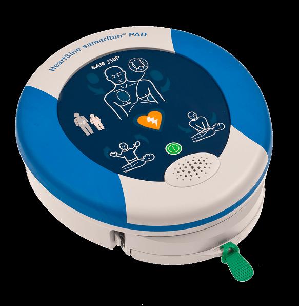 Defibrillatoren, defibrillators